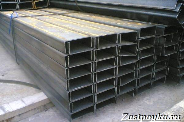 Швеллер-горячекатаный-Описание-характеристики-применение-и-цена-3