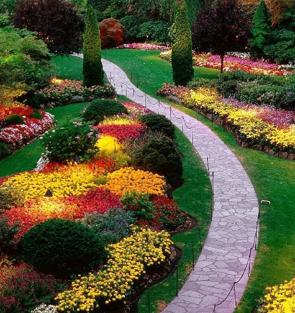 Как-сделать-садовые-дорожки-5