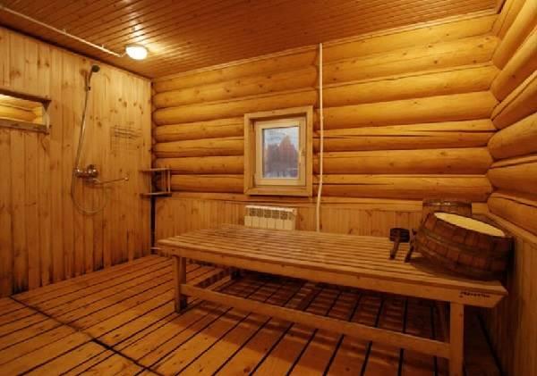 Гидроизоляция для стен бани