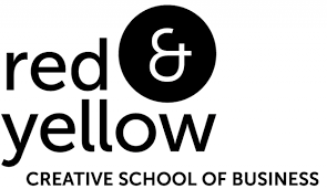 Red and Yellow School Application Form
