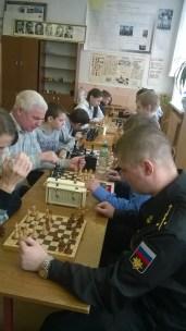 Муниципальный блиц - турнир по шахматам, посвящённый Дню Защитника Отечества