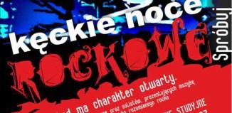 Zgłoś swój zespół na IV Kęckie Noce Rockowe 2014