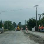 Zamknięcie ulicy Andrychowskiej w Piotrowicach