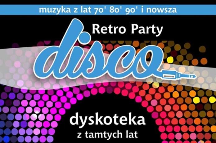 retro party zator