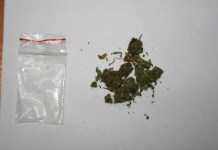 nastolatek z narkotykami przyłapany we włosienicy