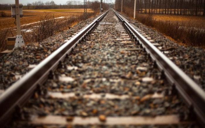 pociągi przez zator