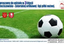 przeciszowsko zatorska liga piłki nożnej
