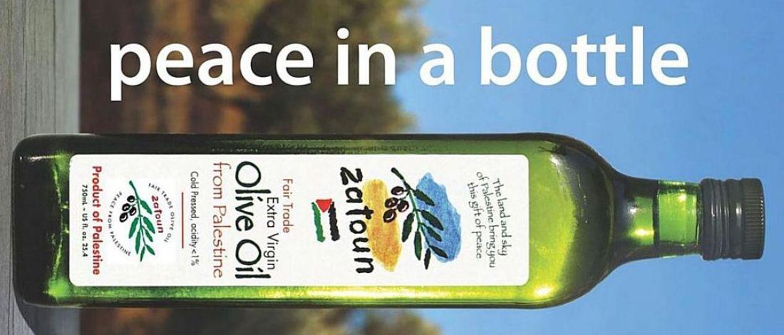 Zatoun Olive Oil from Palestine