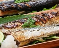 秋刀魚の冷凍保存