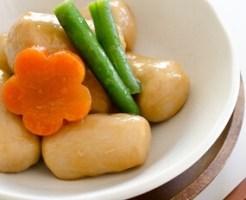里芋のカロリー