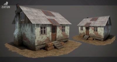 3D Modeling for Games | 3D Game Studio | 3D Max Models | 3D