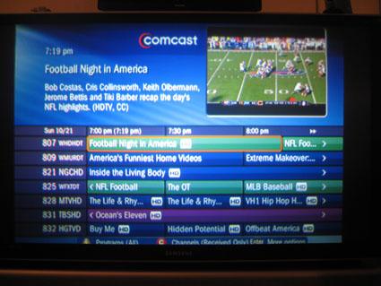 comcast tivo in the wild zatz not funny rh zatznotfunny com TiVo Series 2 Comcast TiVo Problems