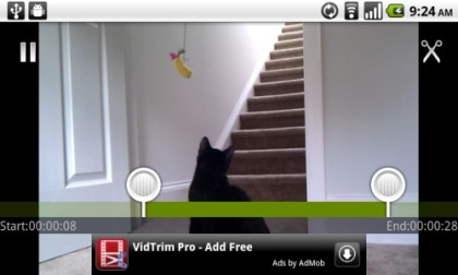 Vidtrim Simple Free Video Editing On Android
