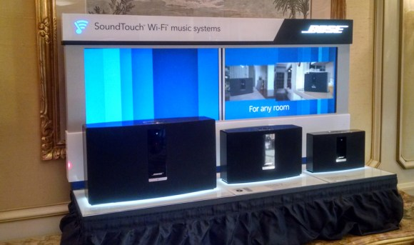Zonoff with Bose sound system