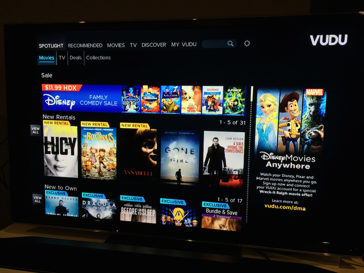 Vudu Comes Full Circle Launches Streaming Stick Zatz