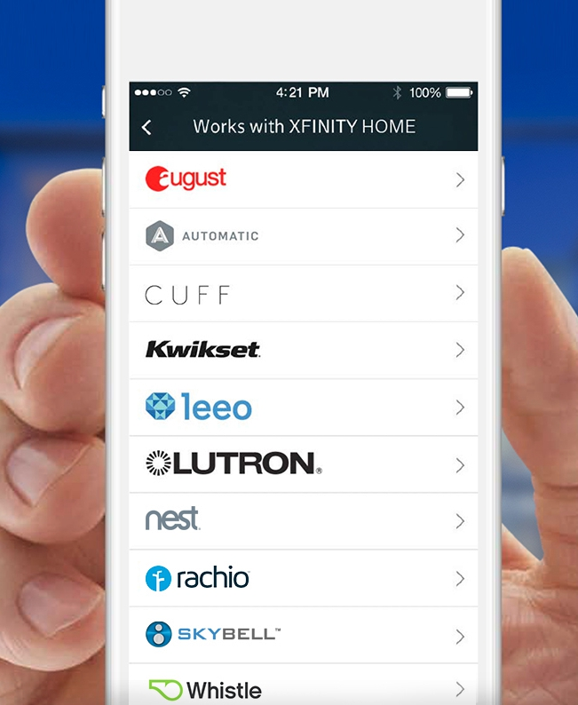 Xfinity Home App Zatz Not Funny