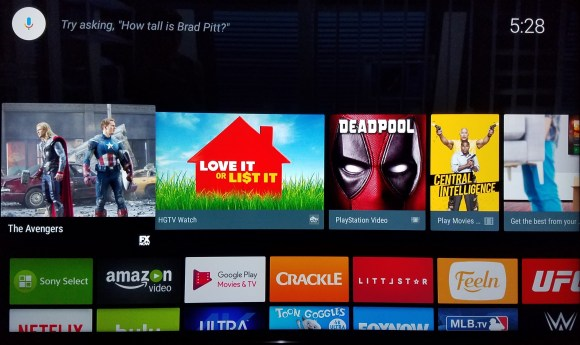 androidtvhome