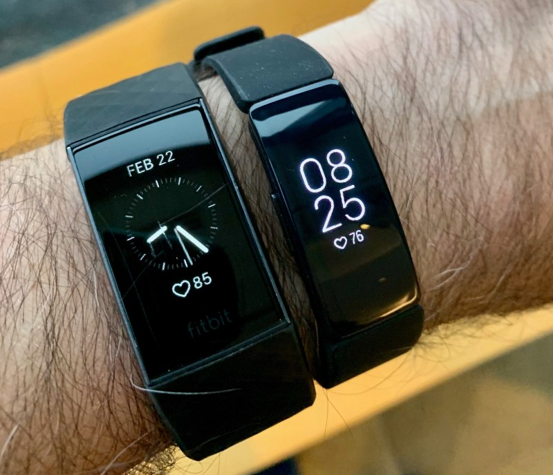 Fitbit Inspire HR Hands On