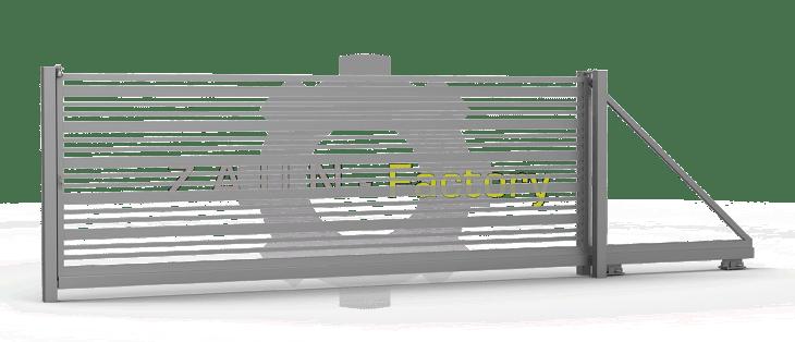 Schiebetor INFINITY, elektisches Schiebetor