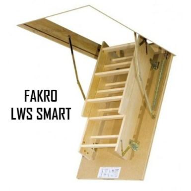 Чердачная лестница FAKRO LWS SMART 70-130-325 - ZAVODKM