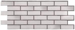 Фасадные панели BERG (ГОРА) - цвет Серый - ZAVODKM