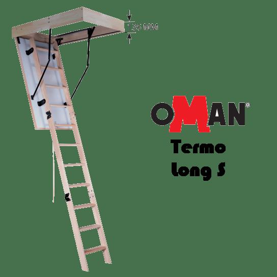 Лестница Oman Termo Long S - ZAVODKM