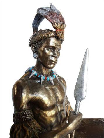 Image result for zulu art sculptures