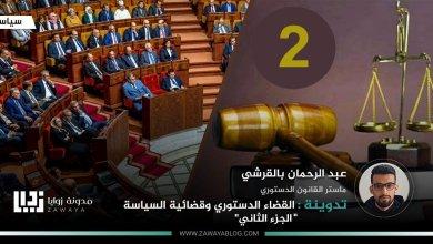 القضاء الدستوري وقضائية السياسة ج 2