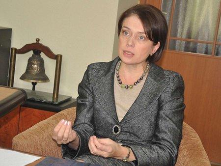 Лілія Гриневич: В Україні бідність успадковується