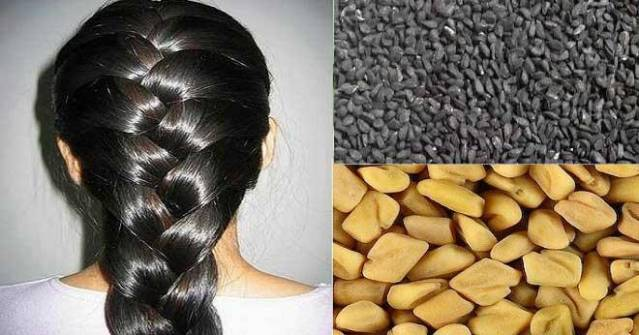 kalonji ka tail for hair