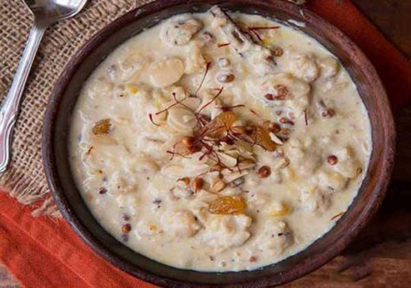 Roti Kheer Recipe