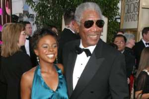"Morgan Freeman: ""I'm Not Marrying My Step-Granddaughter"""