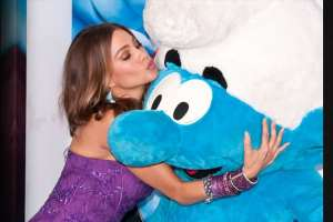 Sofia Vergara Joins 'The Smurfs' Sequel 2