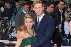 Chris Hemsworth and Elsa Pataky Welcome a Daughter