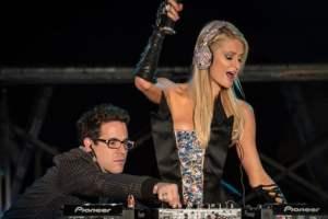 Paris Hilton Makes Her DJ Debut In Brazil