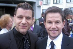 Mark Wahlberg Adds Some Youth to His Entourage