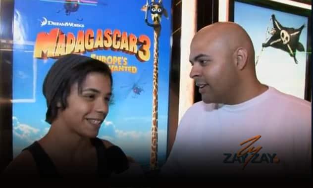Madagascar 3 Premiere - ZayZay.Com  1