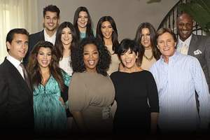 Oprah Winfrey Grills Kardashians on Kim's Brief Marriage 1