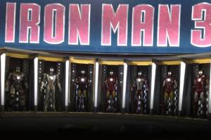 "MARVEL HOSTS ""IRON MAN 3"" KIDS' COSTUME EVENT AT COMIC-CON INTERNATIONAL 2012 2"