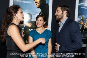 PHOTOS OF THE END Premier WATCH IN LOS ANGELES 1