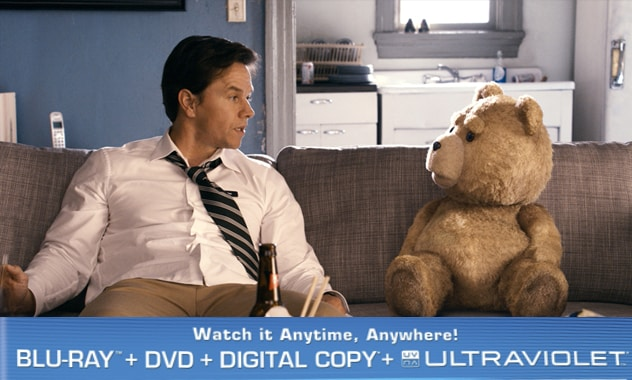 TED DVD - December 11th - Universal Studios Home Entertainment 1