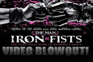 NEW VIDEOS - THE MAN WITH THE IRON FISTS