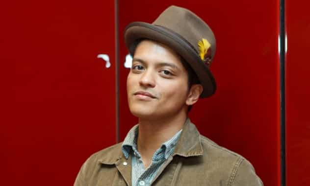 Bruno Mars Drops Details On New Album
