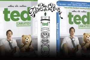 Dia de los Muertos - TED DVD - Available December 11th 1