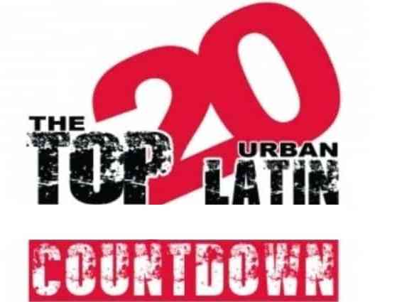 Check Out This Weeks Top 20 Latin Urban Countdown with Zay Zay 2