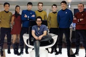 Director J.J. Abrams Grants Terminal Trekkie's Wish; Gives Personal Screening Of 'Star Trek Into Darkness'