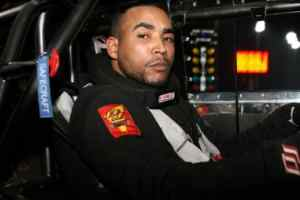 Don Omar's Need For Speed Off-screen Prompts Him To Attend NASCAR School