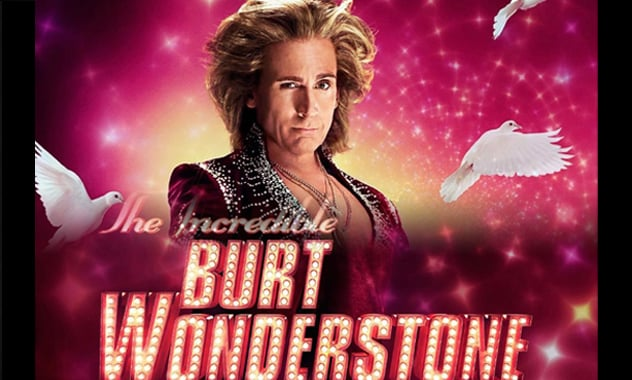 The Incredible Burt Wonderstone - NEW TV SPOTS