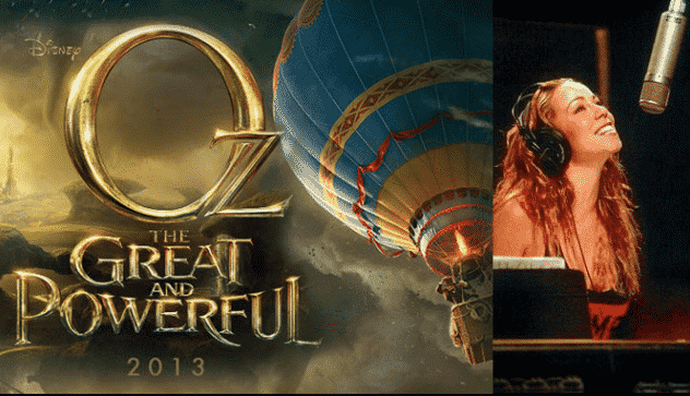 """Mariah Carey Records """"Almost Home"""" For Disney's """"Oz The Great And Powerful"""""""