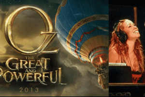 "Mariah Carey Records ""Almost Home"" For Disney's ""Oz The Great And Powerful"""